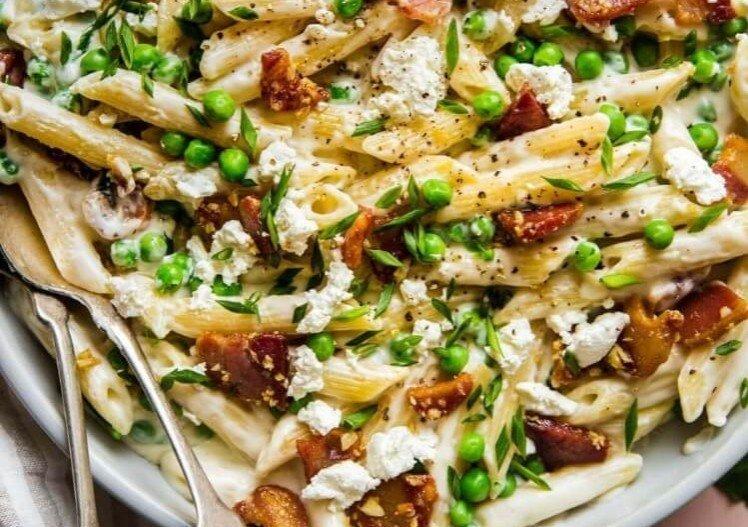 15 Creamy Goat Cheese Pasta Recipes