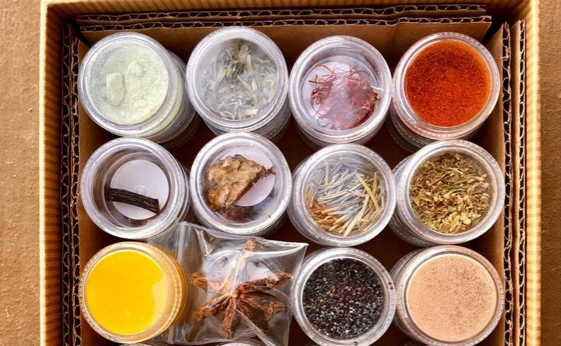 A spice kit can be one of the most meaningful gift ideas.
