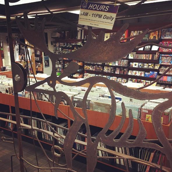 Bull Moose bookstore
