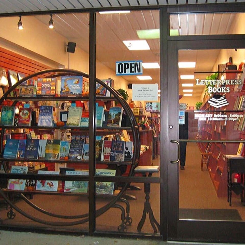 Letterpress Books in Portland, Maine