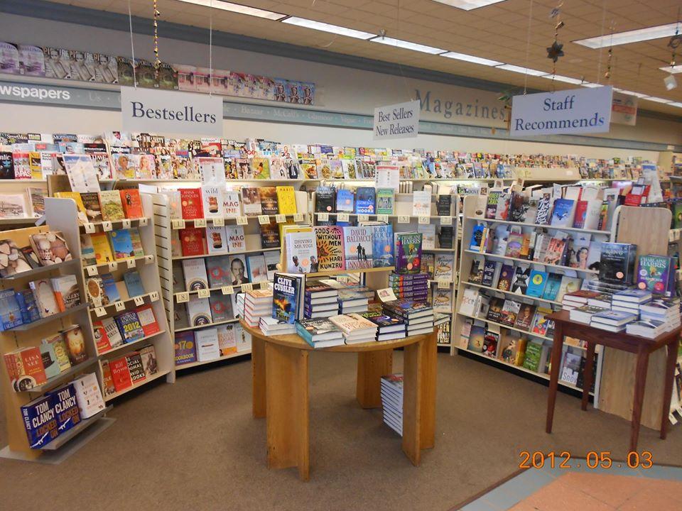 Nonesuch Books bookstore in South Portland, Maine