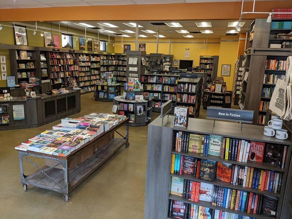 Print: A Bookstore in Portland, Maine