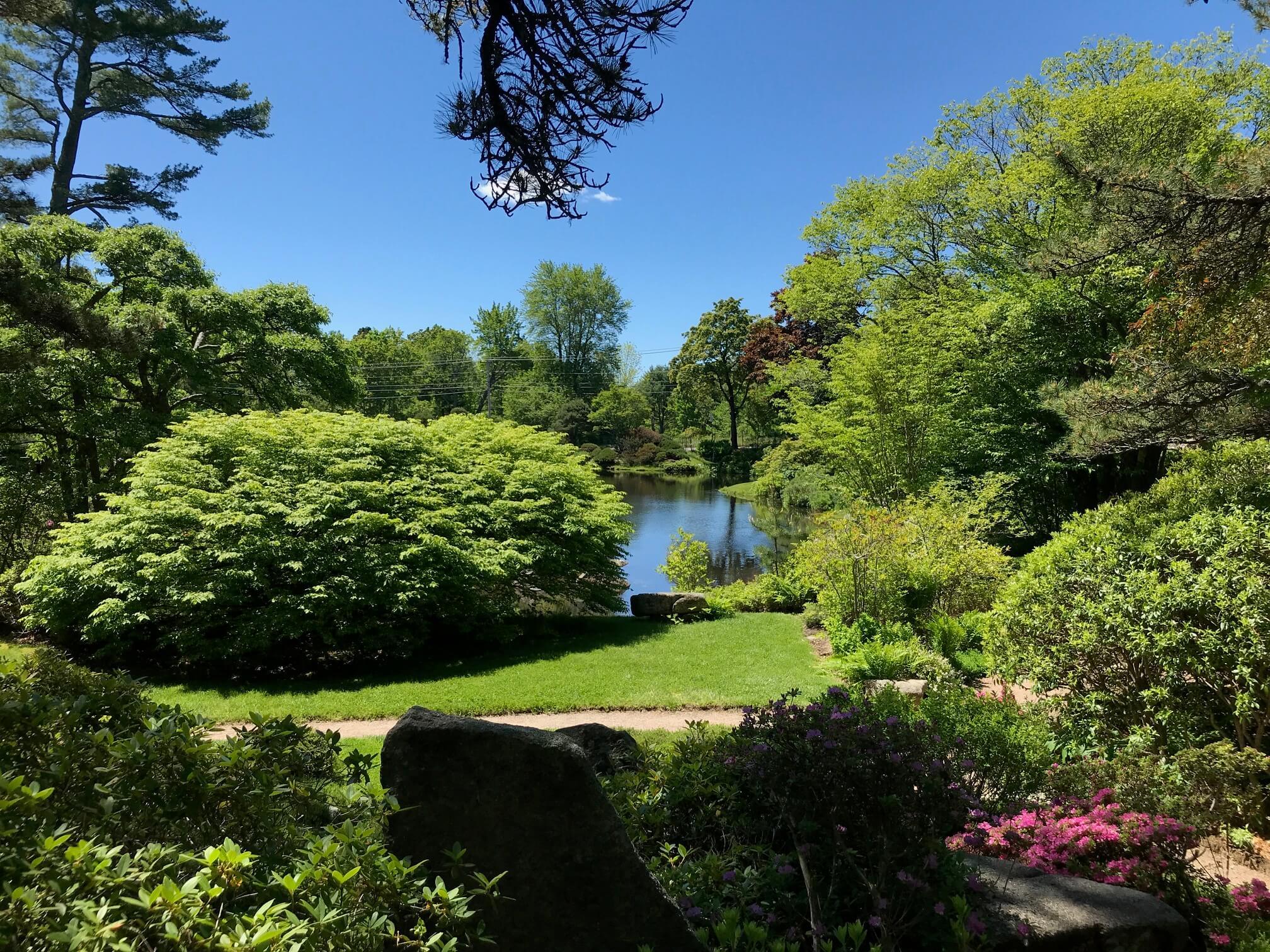 11 Beautiful Public Gardens in Maine