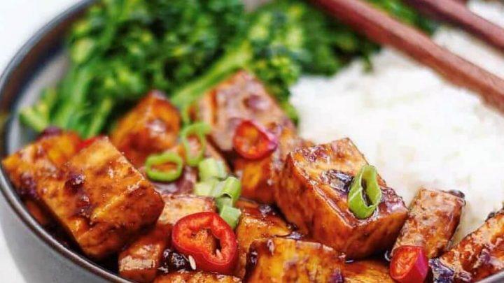 23 Flavorful Asian Tofu Recipes