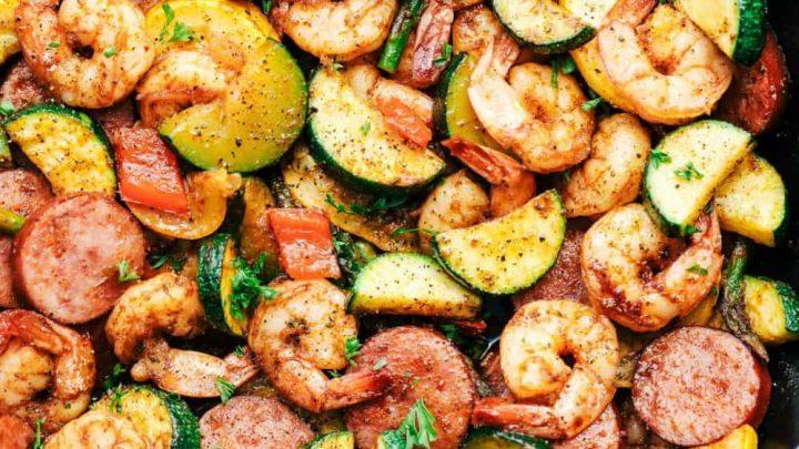 18 Healthy Shrimp Recipes