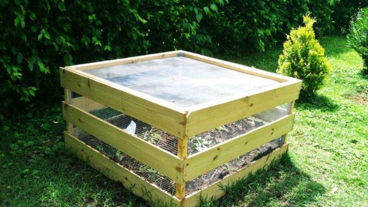 16 DIY Compost Bin Designs
